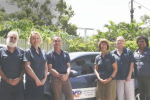 Kimberley Personnel Staff