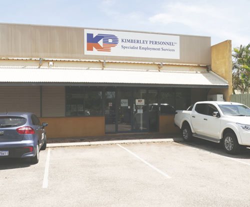 Photo of Kimberley Personnel Office