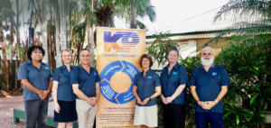 Kimberley Personnel Staff